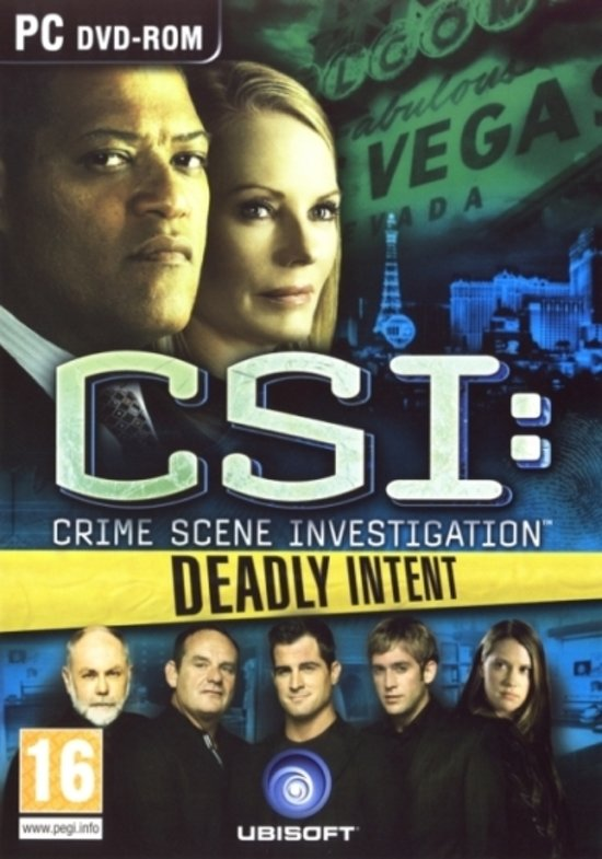CSI: Deadly Intent - Windows