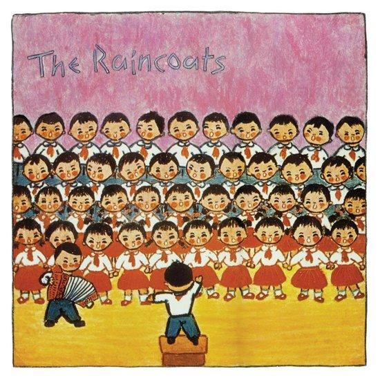 Raincoats (Red)