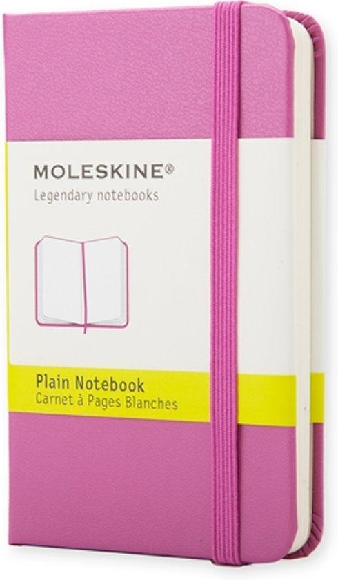 Moleskine Classic Notebook - Plain