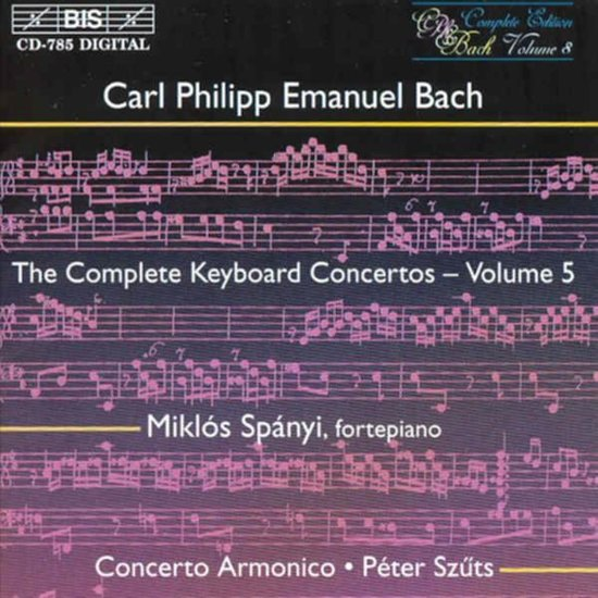 Keyboard Concertos Vol 5