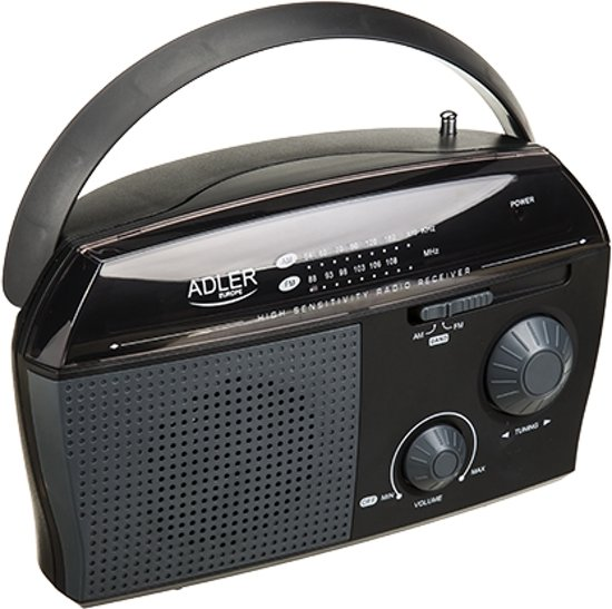 Adler AD 1119 - Radio - kleine - draagbaar