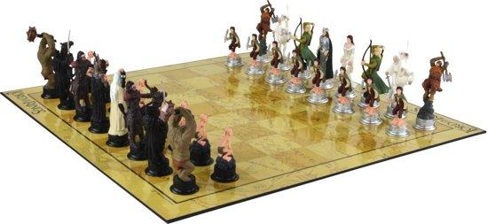 Afbeelding van het spel Chess sets Lord of the Rings