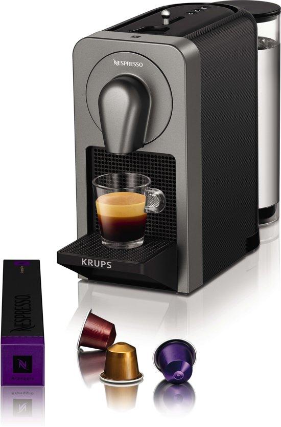 Krups Nespresso Prodigio XN410T - Koffiecupmachine