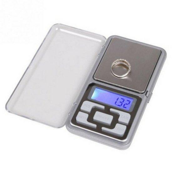 Weegschaal gram digitaal | Zakweegschaal | Sieraden & Juwelen weegschaal | Precisie | Weegschalen