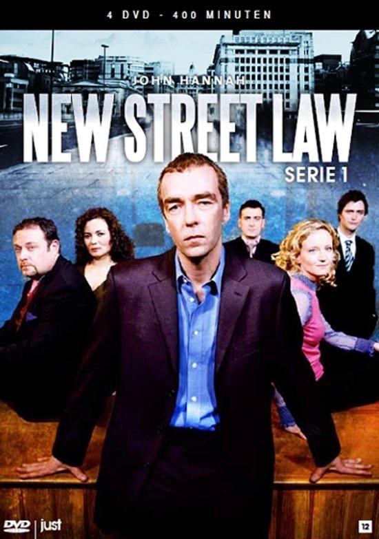 Cover van de film 'New Street Law'