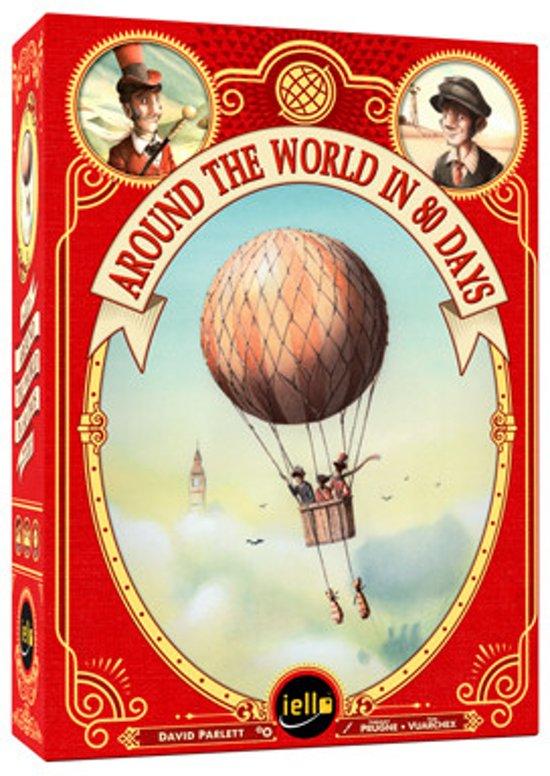 Afbeelding van het spel Around the World in 80 Days