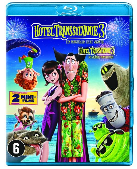 Hotel Transsylvanië 3: Een Monsterlijk Leuke Vakantie (Blu-ray)