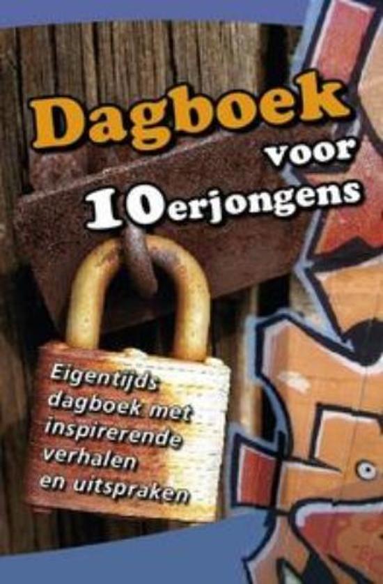 Dagboek voor 10erjongens