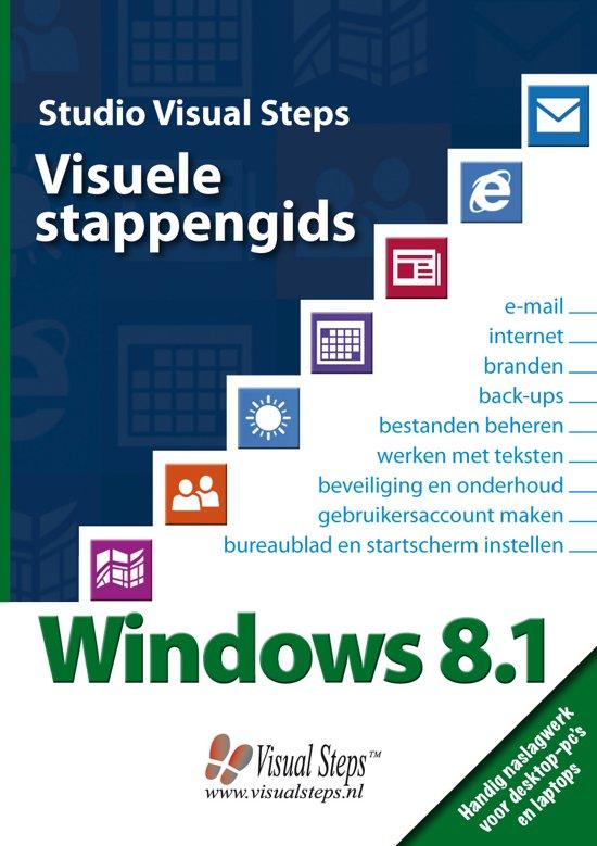 Visuele stappengids Windows 8