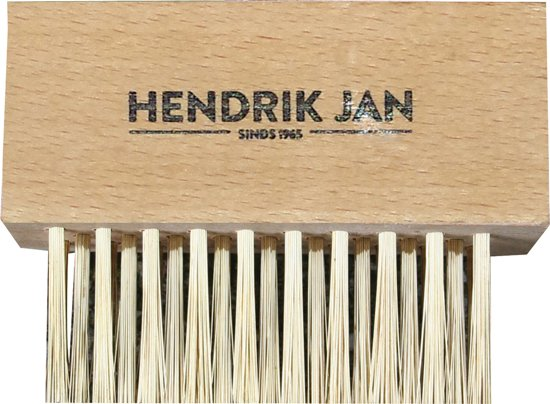 Hendrik Jan onkruidborstel (zonder steel)