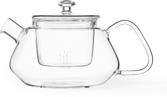 Viva Scandinavia Nicola Theepot - Glas - Incl Filter - 770 ml - Transparant