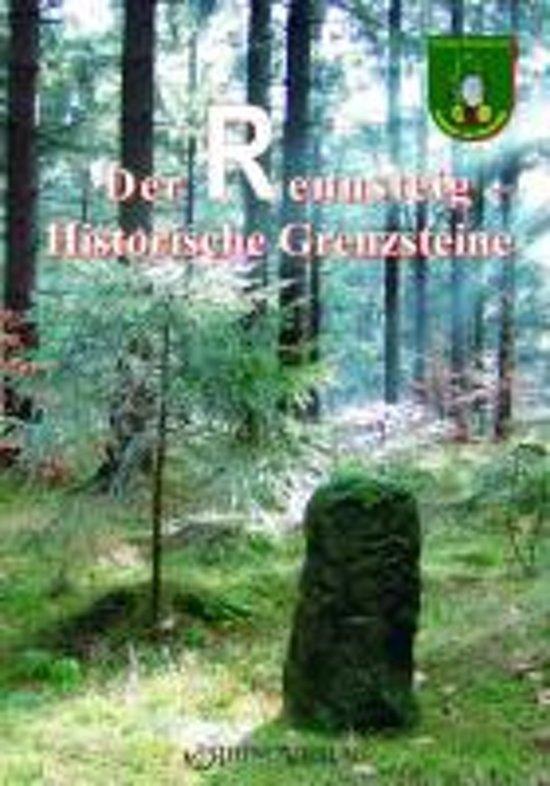 Der Rennsteig - Historische Grenzsteine