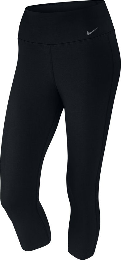 Nike Hardloopbroek - Maat L  - Vrouwen - zwart