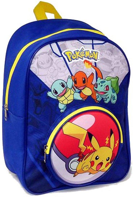 POKEMON Pikachu Rugzak Rugtas School Tas 5-10 jaar