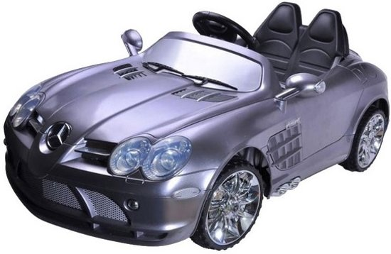 elektrische kinder accu auto mercedes slr 3x. Black Bedroom Furniture Sets. Home Design Ideas