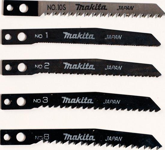 Makita A-86882 Decoupeerzaagblad assorti