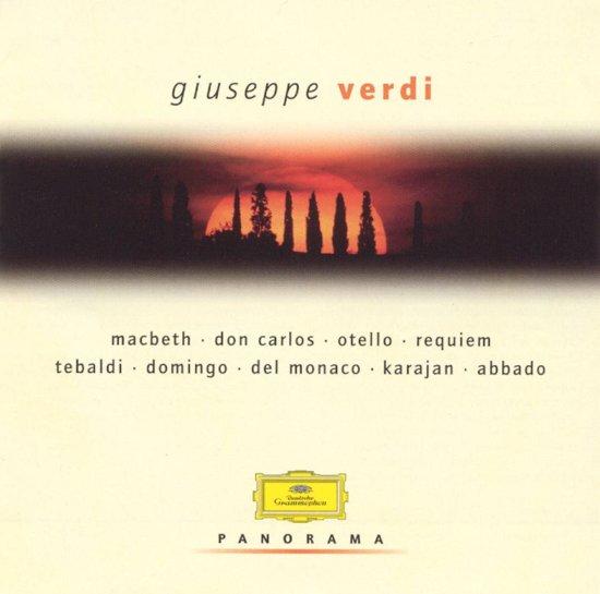 Panorama: Giuseppe Verdi, Vol. 2
