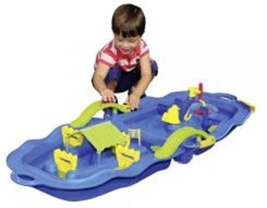 Bolcom Waterbaan Trolley Basic Speelgoed
