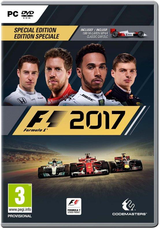 F1 2017 - Special Edition - Windows + MAC