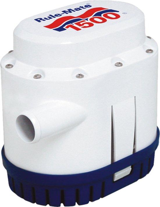 Rule RM 1500 / 12 Volt/9 Amp.