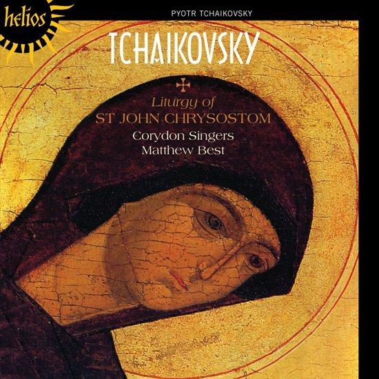 Liturgy Of St John Chrysostom