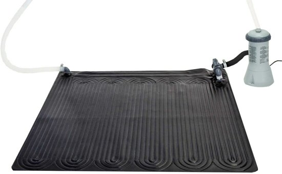 Intex Solar Mat Zwembadverwarming Zwart 120 X 120 Cm-s