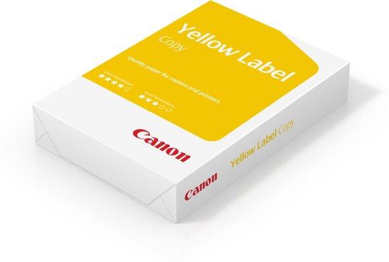 Canon Printpapier - A4 / 500 Vel / 80 g/m2