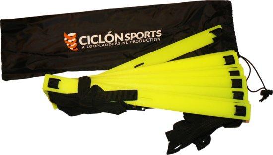 Speedladder/loopladder/quick ladder 6 meter Ciclón Sports