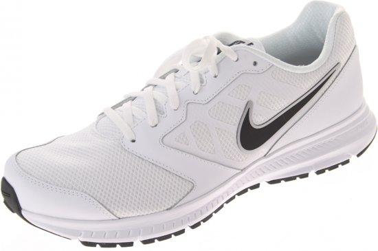   Nike Hardloopschoenen Downshifter 6 Heren Wit Maat 42