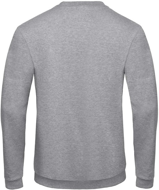 kleur maat Basic Grey Heather L Senvi Sweater wE8RX7