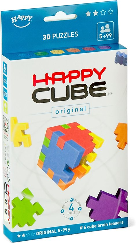 Happy Cube Original - 6 pack