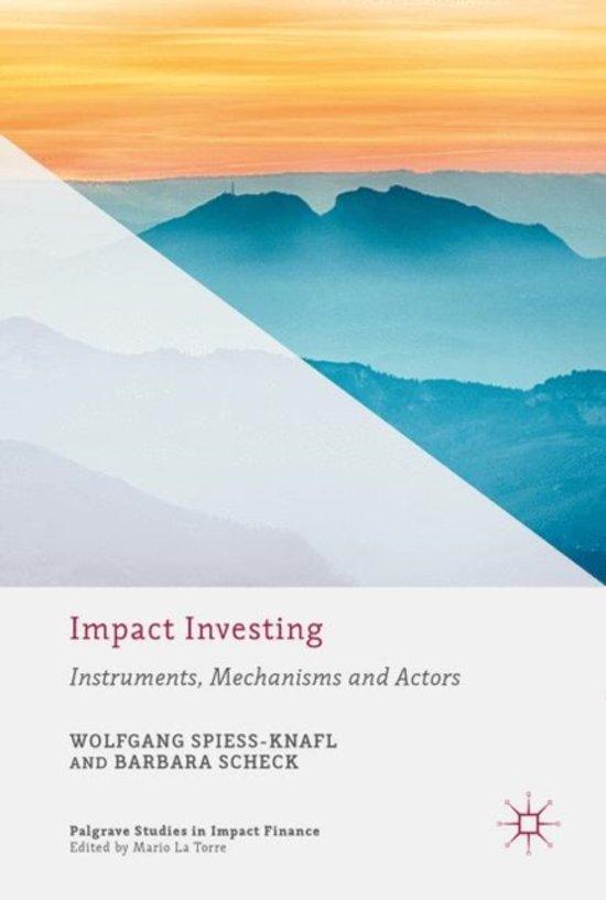 Impact Investing