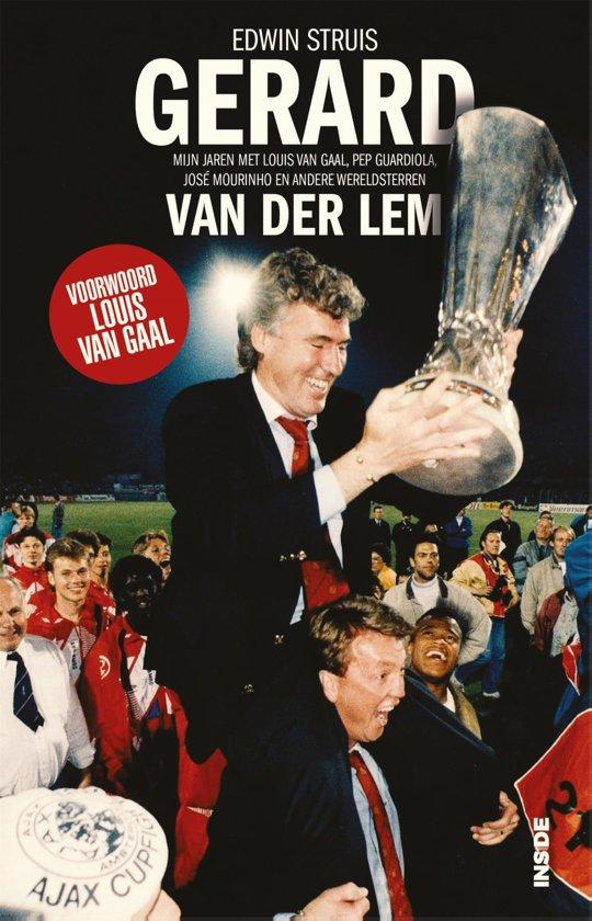 Boek cover Gerard van der Lem van Edwin Struis (Onbekend)