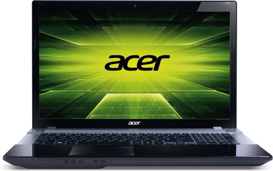 Acer Aspire V3-771-32354G50MA - Intel Core i3-2350M 2.3 GHz / 4GB DDR3 RAM / 500GB HDD / 17.3 inch / QWERTY