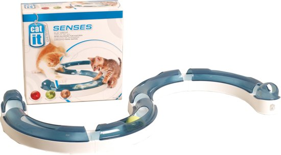 Catit Design Senses Play Circuit - Kattenspeelgoed