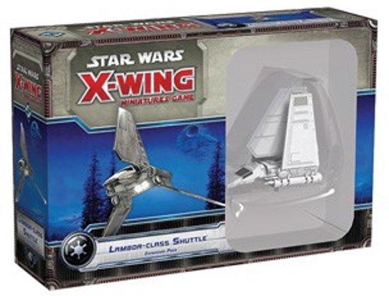 Afbeelding van het spel Star Wars X-Wing Lambda-Class Shuttle Expansion