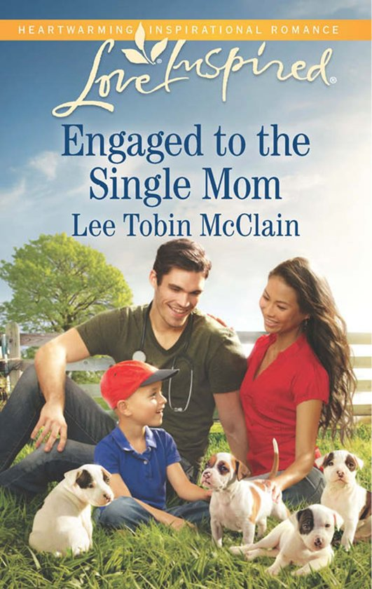 Engaged To The Single Mom (Mills & Boon Love Inspired)