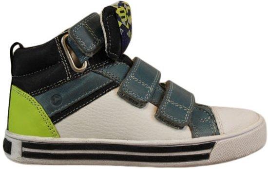 c320bd6595e bol.com | Braqeez 419335 Jongens Sneakers - 33 - Geel