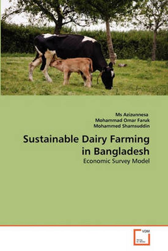Sustainable Dairy Farming in Bangladesh