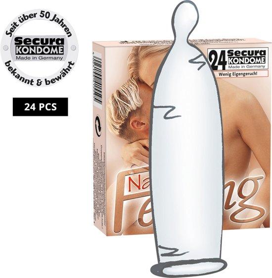 Goedkope Condooms Nature Feeling 24 stuks
