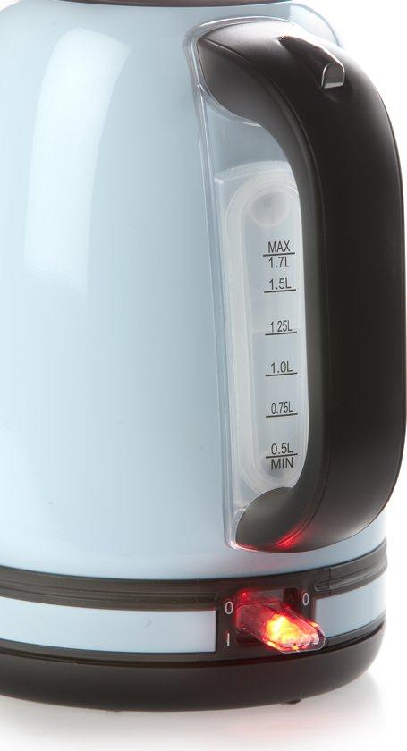 Domo DO488WK Vintage Waterkoker - 1,7 L