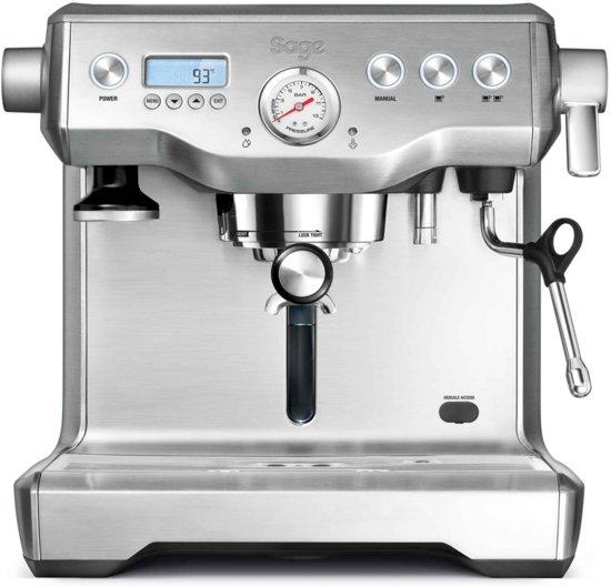 Sage The Dual Boiler Halfautomatische Espressomachine