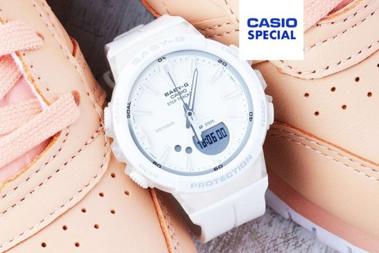 Casio Baby-G Stappenteller BGS-100-7A1ER