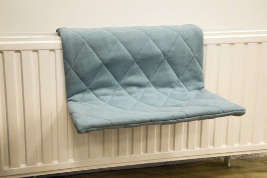 Beeztees Jersey - Kattenhangmat - Blauw - 40x30x25 cm