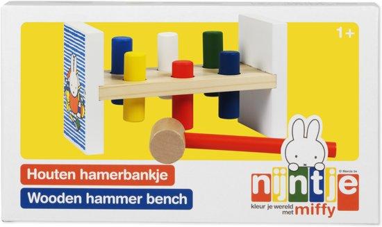 Afbeelding van Nijntje Hamerbank speelgoed