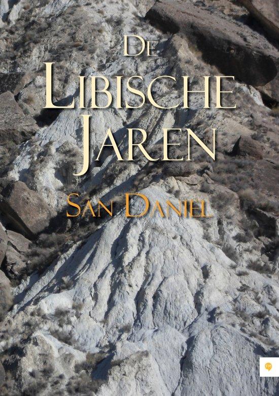 Boek cover De Libische jaren van San Daniel (Onbekend)