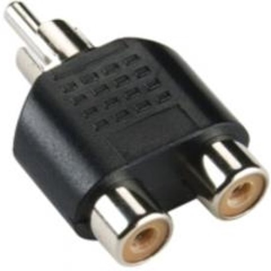 bol.com | Marquant MCO-1 Audio/Video RCA Splitter 3 Stuks