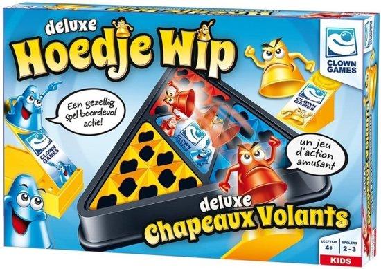 Afbeelding van het spel Clown Games Hoedje Wip Deluxe Gezelschapsspel