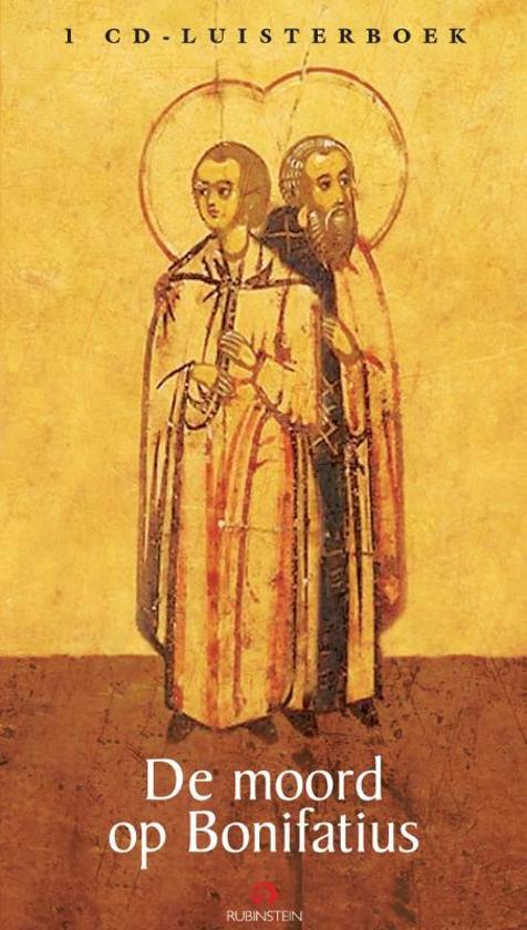 De moord op Bonifatius (luisterboek)