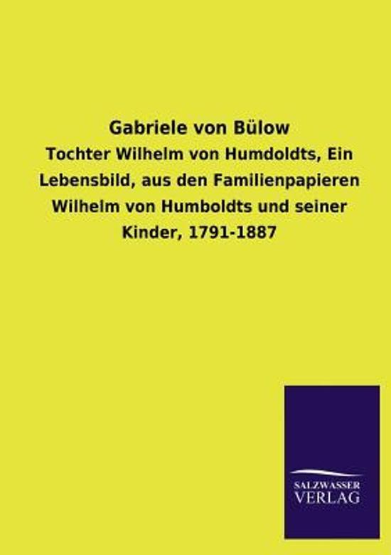 Gabriele Von Bulow